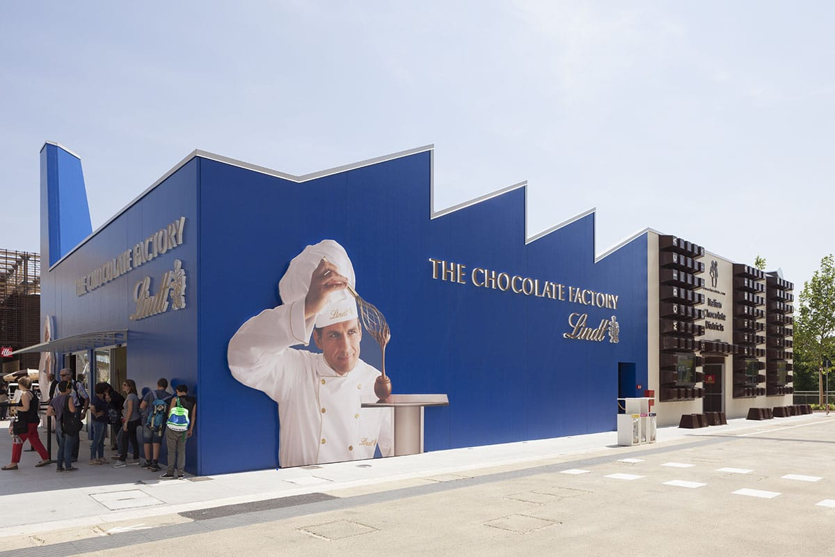 Documentazione fornitura Tagina per Cluster del Cioccolato, Perugina, Lindt, China Corporate United Pavilion a Expo 2015