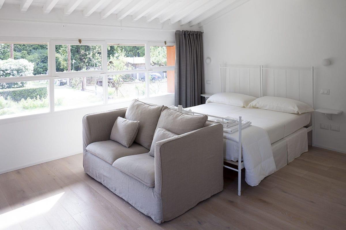 Documentazione appartamenti per ricezione turistica Rambaldi Apartments, Borgo Bardolino