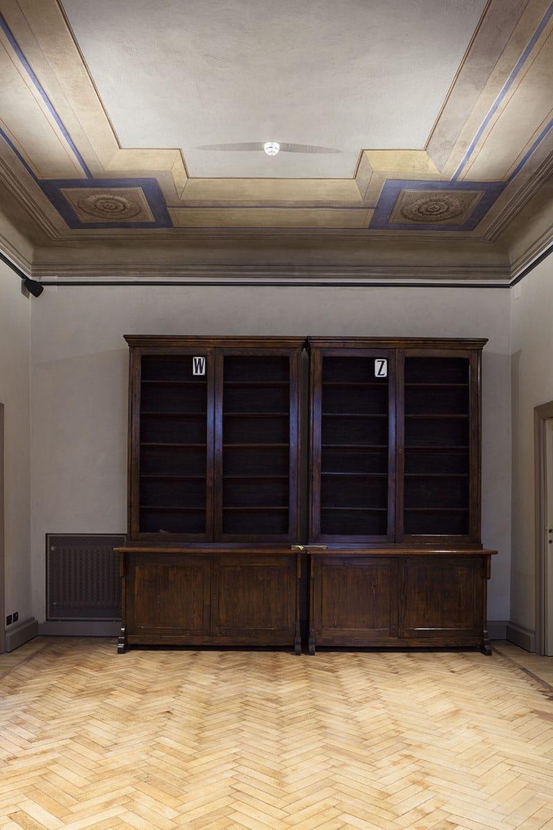 Documentazione ristrutturazione della casa di Alessandro Manzoni da parte di Gasparoli Restauri